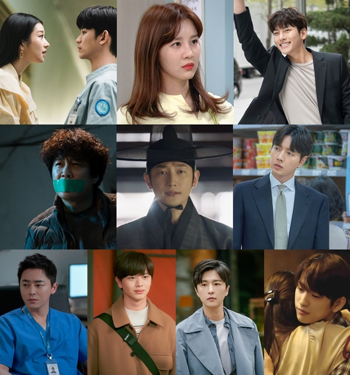 10 Most Searched Dramas In Korea (Based On June 28 Data)