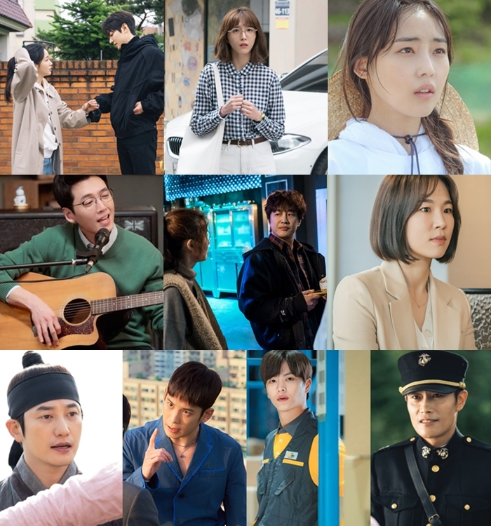 10 Most Searched Dramas In Korea (Based On June 7 Data)