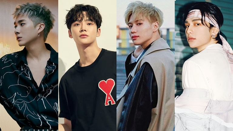 20 Catholic Male K Pop Idols Their Baptismal Names Kpopmap Kpop Kdrama And Trend Stories Coverage