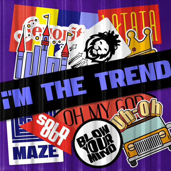 """(G)I-DLE Release New Song """"i'M THE TREND""""  As a Digital Single! On July 7th"""