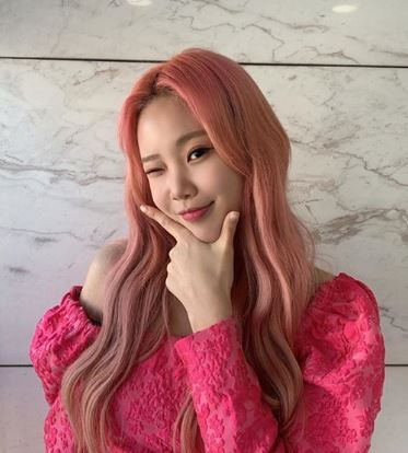 Bleached Pink Hair Done Right Demonstrated By K-Pop Idols