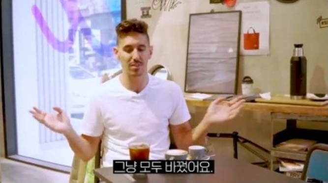 Watch Italian Reaction After Tasting Iced Americano In South Korea
