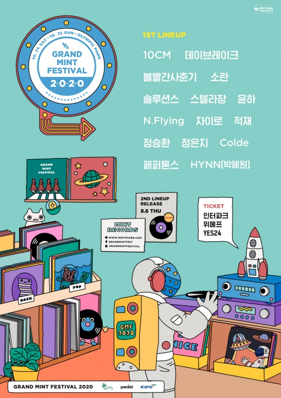 Grand Mint Festival 2020 (GMF): Lineup And Ticket Details