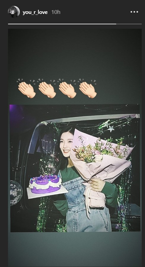"Ji ChangWook & Kim YooJung Celebrate Final Filming Day Of ""Backstreet Rookie"""