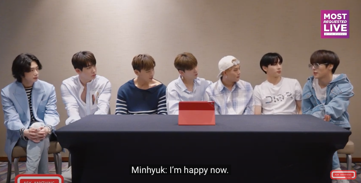 If MONSTA X MinHyuk Was Reborn What Would He Want To Be?