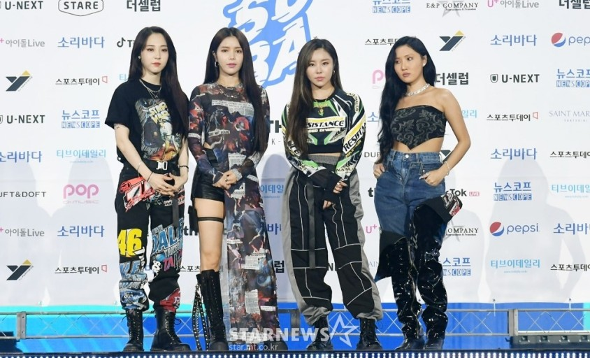 5 Best Female K-Pop Idol Outfits At Soribada Music Awards 2020 (SOBA)
