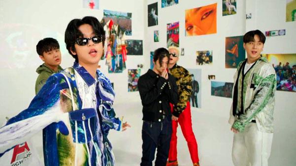 Korean Rap And Digital Art Meet In New H1GHR Music Release