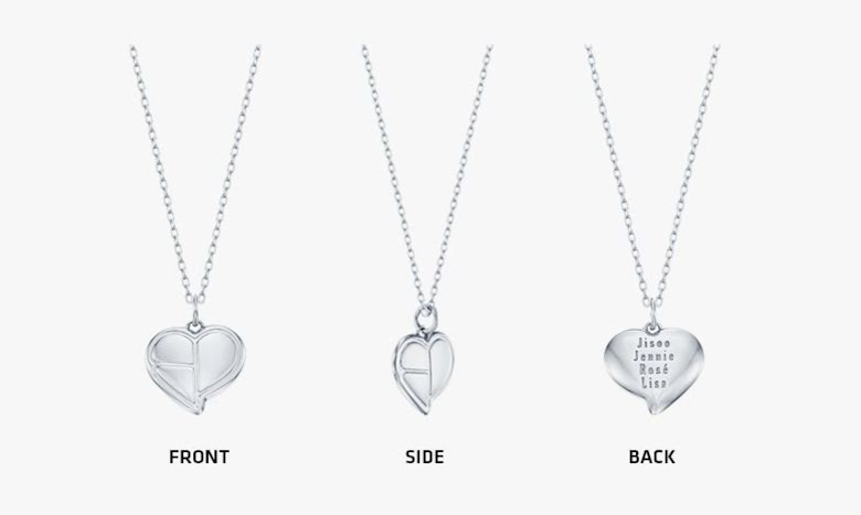 The New BLACKPINK Goods Are Beautiful Jewelry In Silver & Gold