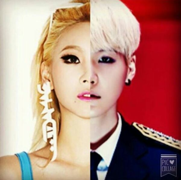 K-Pop Celebrity Pairs Who Could Pass As Identical Twins