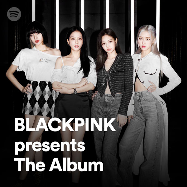 BLACKPINK Celebrates Upcoming Album Release With Debut Of EXCLUSIVE Content On Spotify