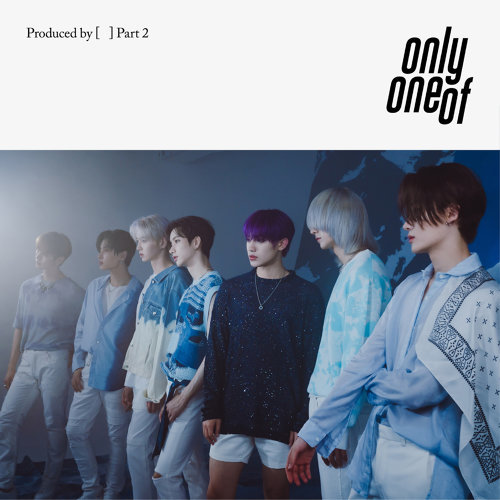OnlyOneOf Drops Genre-Bending New EP 'PRODUCED BY [ ] PART 2'