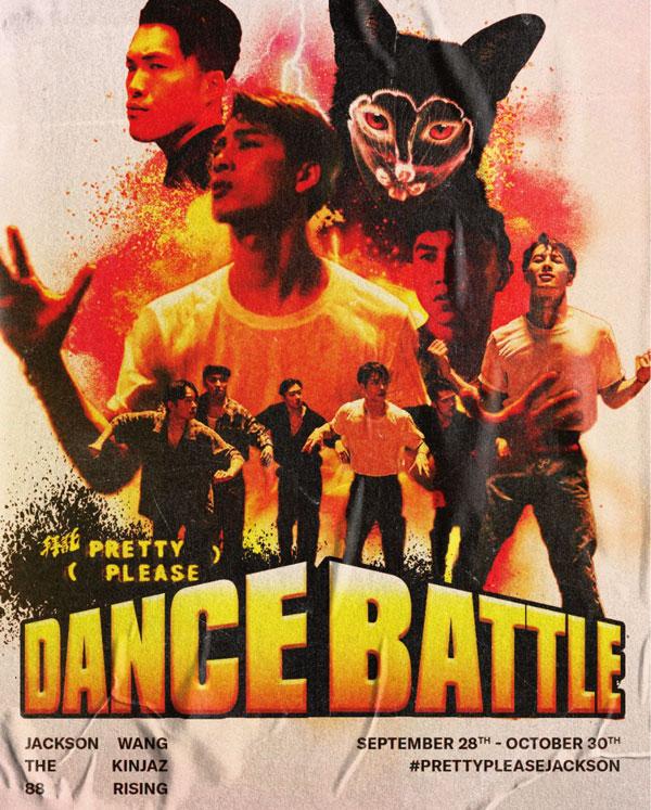 Jackson Wang And Kinjaz To Host 'Pretty Please Dance Battle'