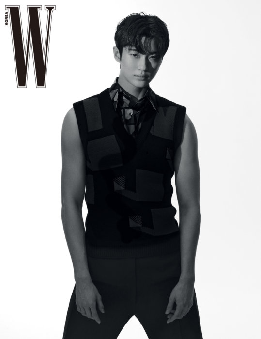 Find Out About Byeon WooSeok's Previous Model Activities As A YG KPLUS Model