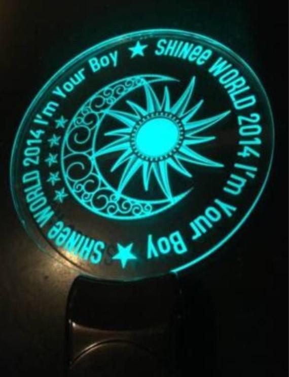 Japan Edition Of 7 K-Pop Groups' Lightsticks