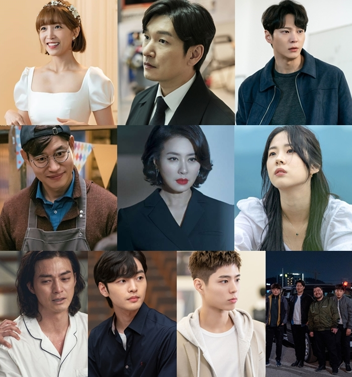 10 Most Searched Dramas In Korea (Based On September 6 Data)