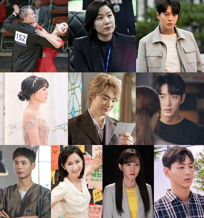 10 Most Searched Dramas In Korea (Based On September 13 Data)