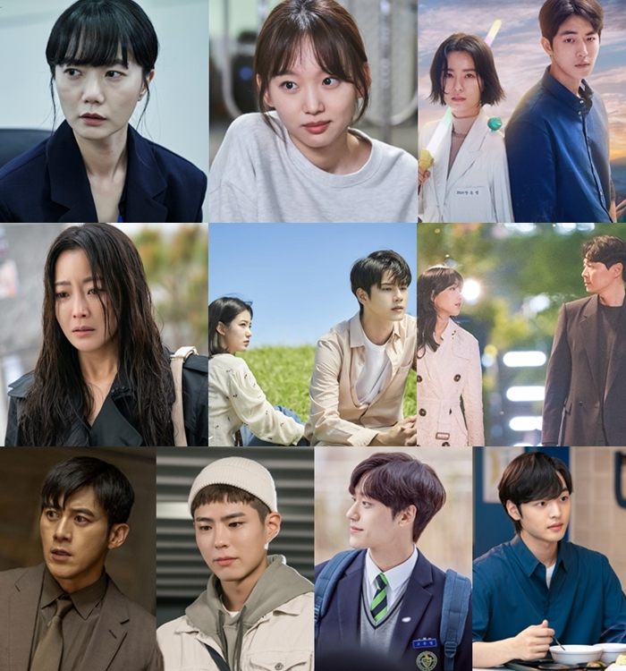 10 Most Searched Dramas In Korea (Based On September 27 Data)