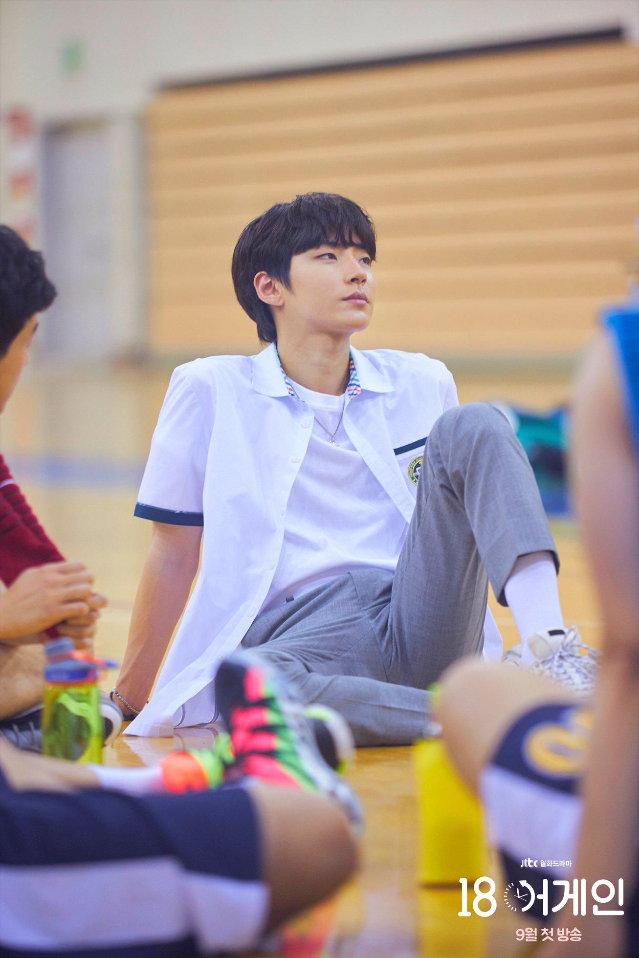 hwang inyeop cast true beauty bad boy kpopmap kpop kdrama trend