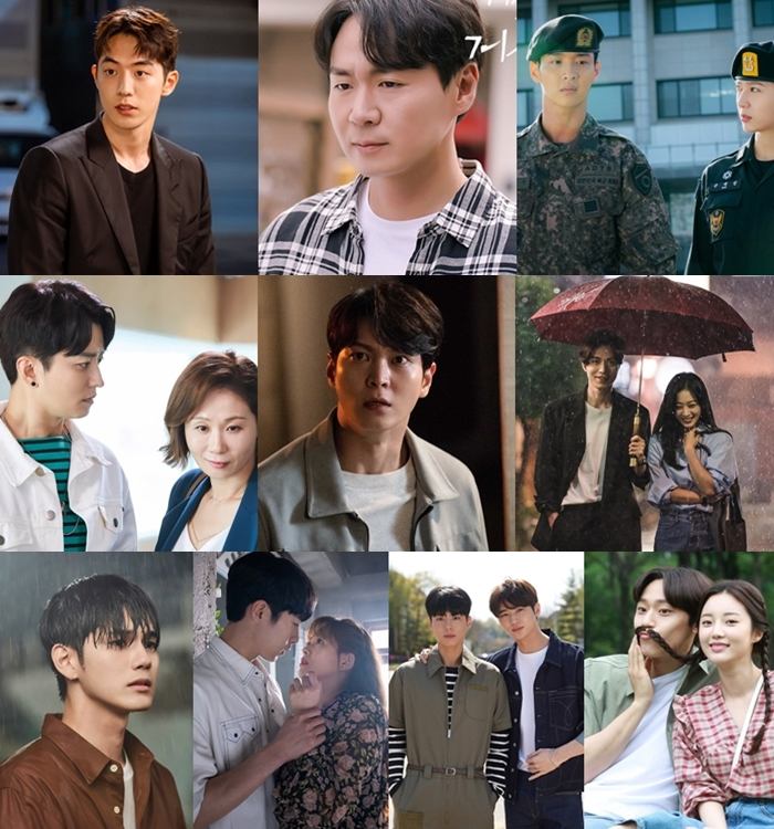 10 Most Searched Dramas In Korea (Based On October 25 Data)
