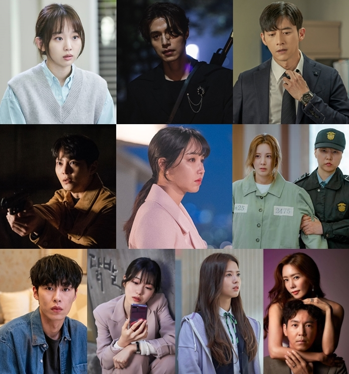 10 Most Searched Dramas In Korea (Based On October 11 Data)