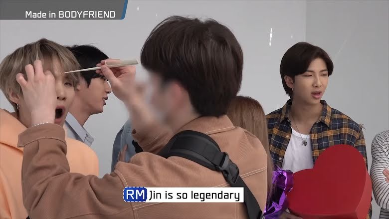 """Jin May Potentially Be RM's Rival As """"Lord Of Destruction"""""""