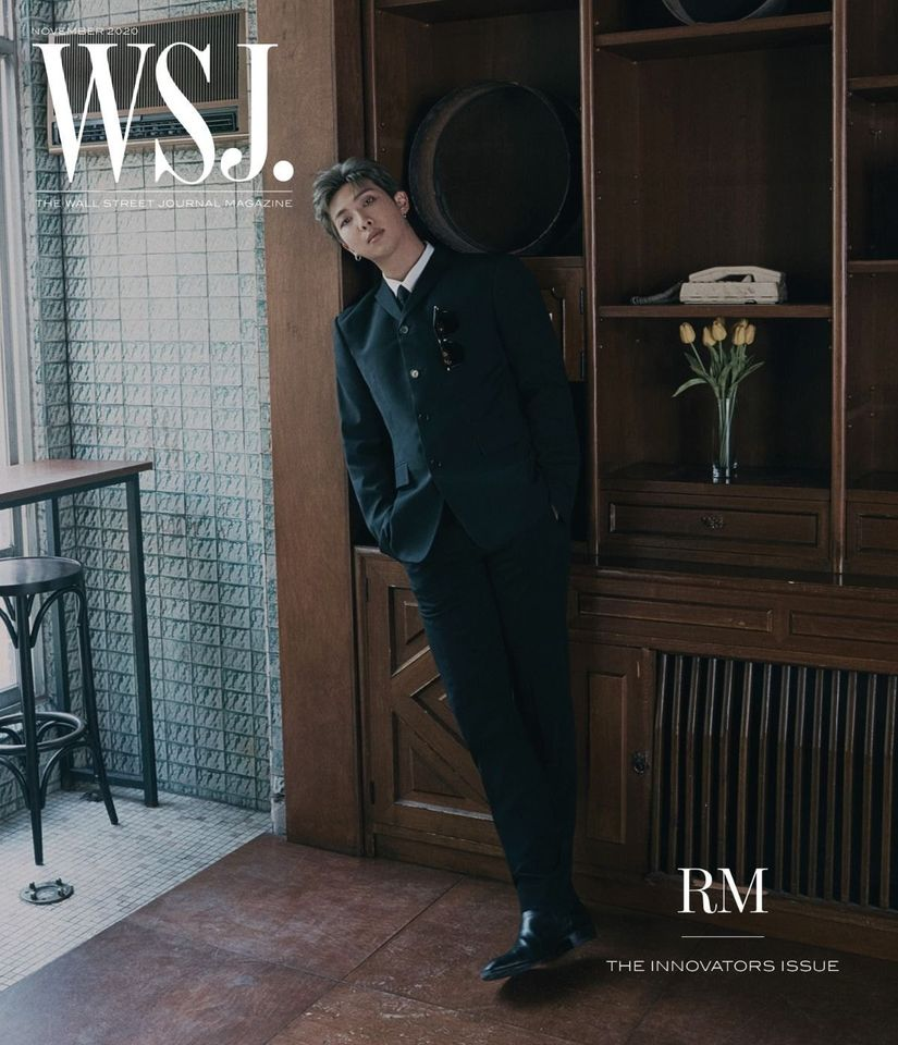 Cookie Policy: BTS For WSJ. Magazine November Issue