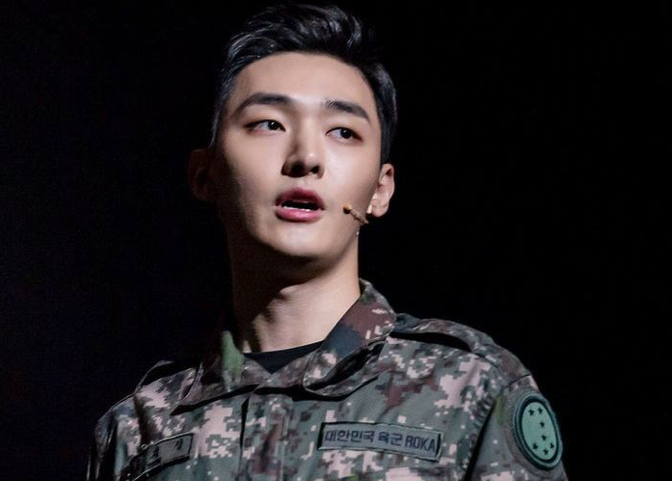 Yoon JiSung To Be Discharged Without Returning To Military Base