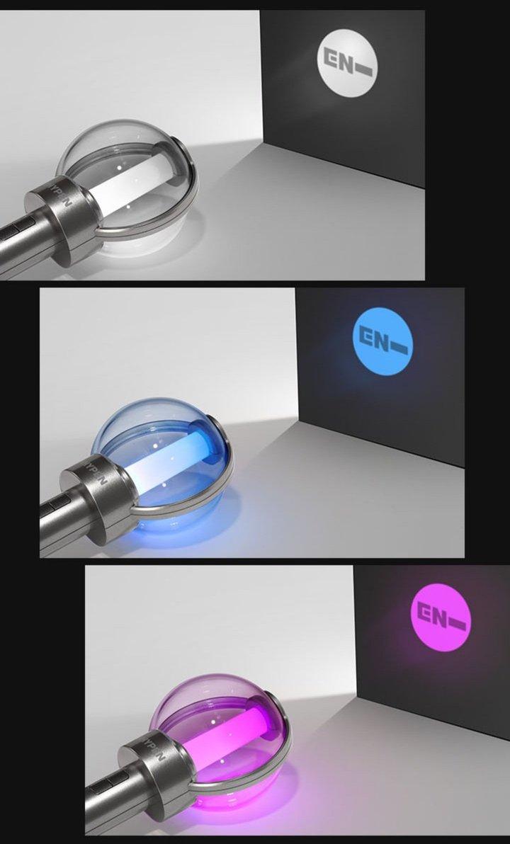 ENHYPEN Releases Beautiful Official Lightstick | Kpophit ...