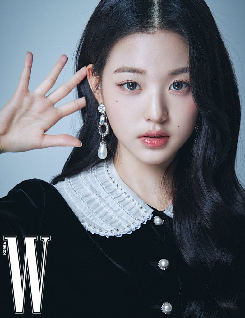 Fans Hold Their Breath After Seeing IZ*ONE's MinJu Photoshoot For 'W'