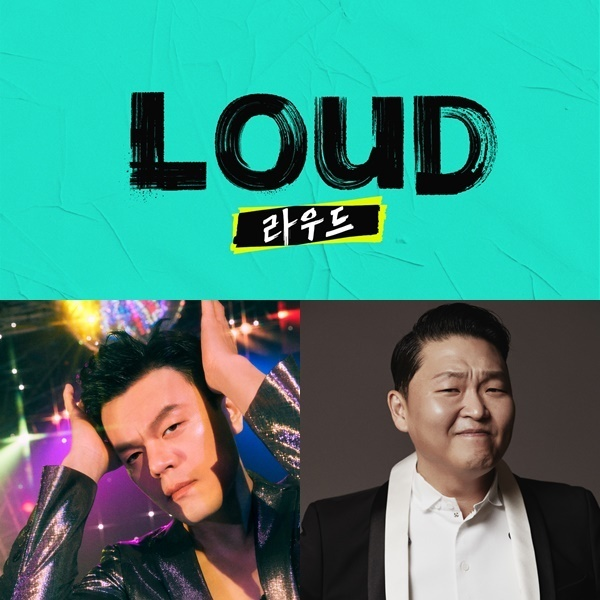 """Park JinYoung From JYP Ent And PSY From P-Nation To Launch K-Pop Boy Group Audition Program """"LOUD"""""""