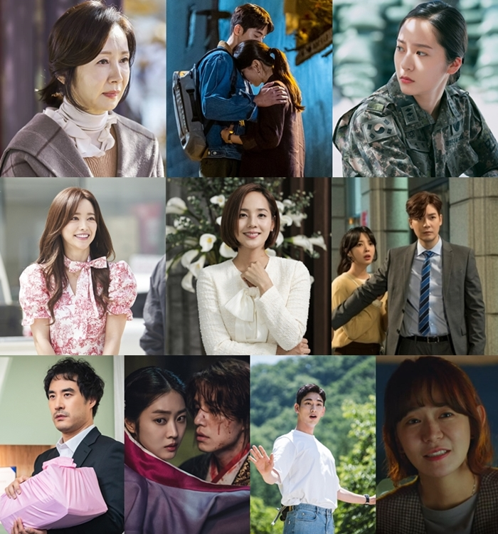 10 Most Searched Dramas In Korea (Based On November 9 Data)