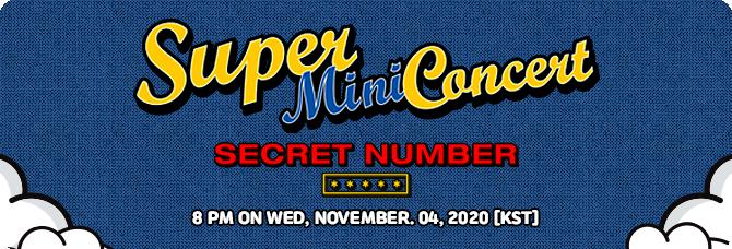 Secret Number Super Mini Concert: Live Stream And Ticket Details