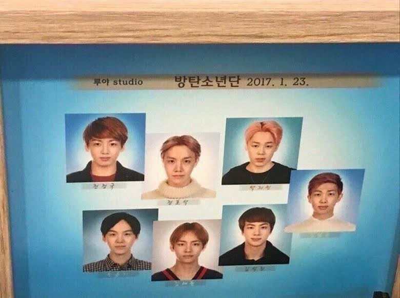 ARMY Has A Blast With Past BTS Passport Photos