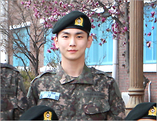 SHINee Key Was A Model Soldier During His Military Service
