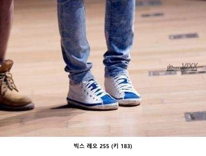 5 Male K-Pop Idols With Small Feet