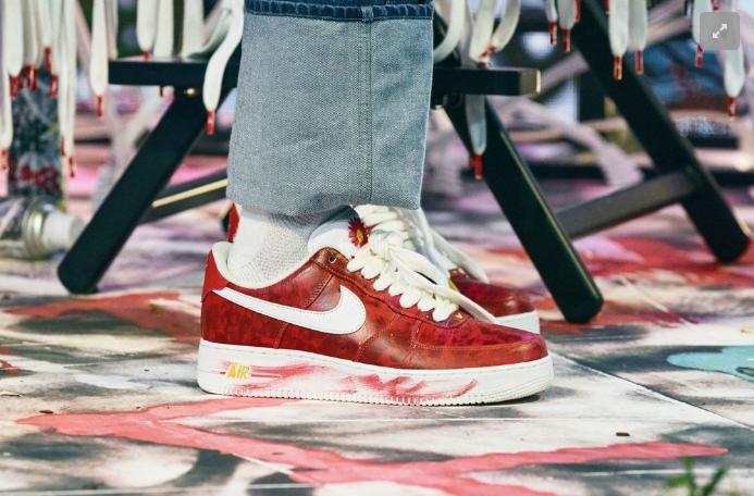 3 Things To Know About G-Dragon's Latest Nike AF1 Para Noise 2.0