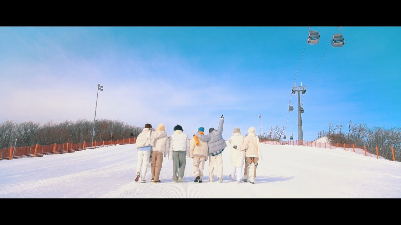 PREVIEW BTS - '2021 BTS WINTER PACKAGE' SPOT   Kpopmap ...