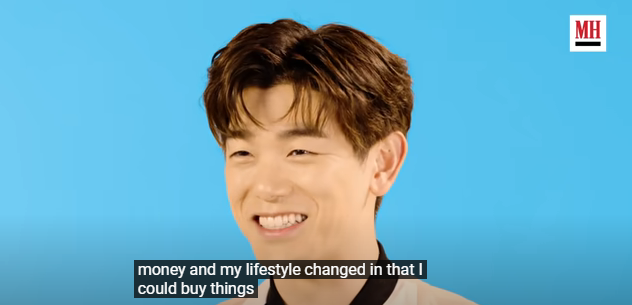 The Worst Financial Investment Eric Nam Has Ever Made