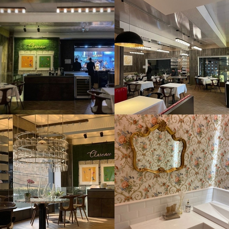 """Netizens Go 'Wow' After Checking Out Photos Of Jessica's Newly Opened Restaurant """"Clareau"""""""