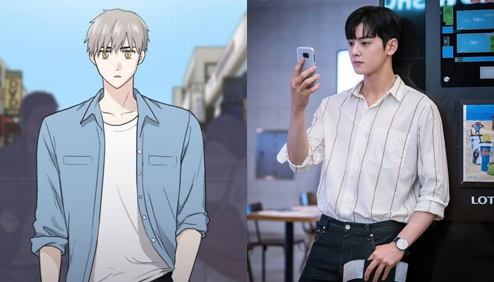 ASTRO Cha EunWoo's Perfect Synchronization With His Lead Roles Based On Webtoon