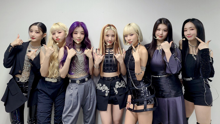 PURPLE KISS Becomes Female Rookie Group That Debuted In 2020 And 2021 With  Highest First Week Album Sales | Kpopmap