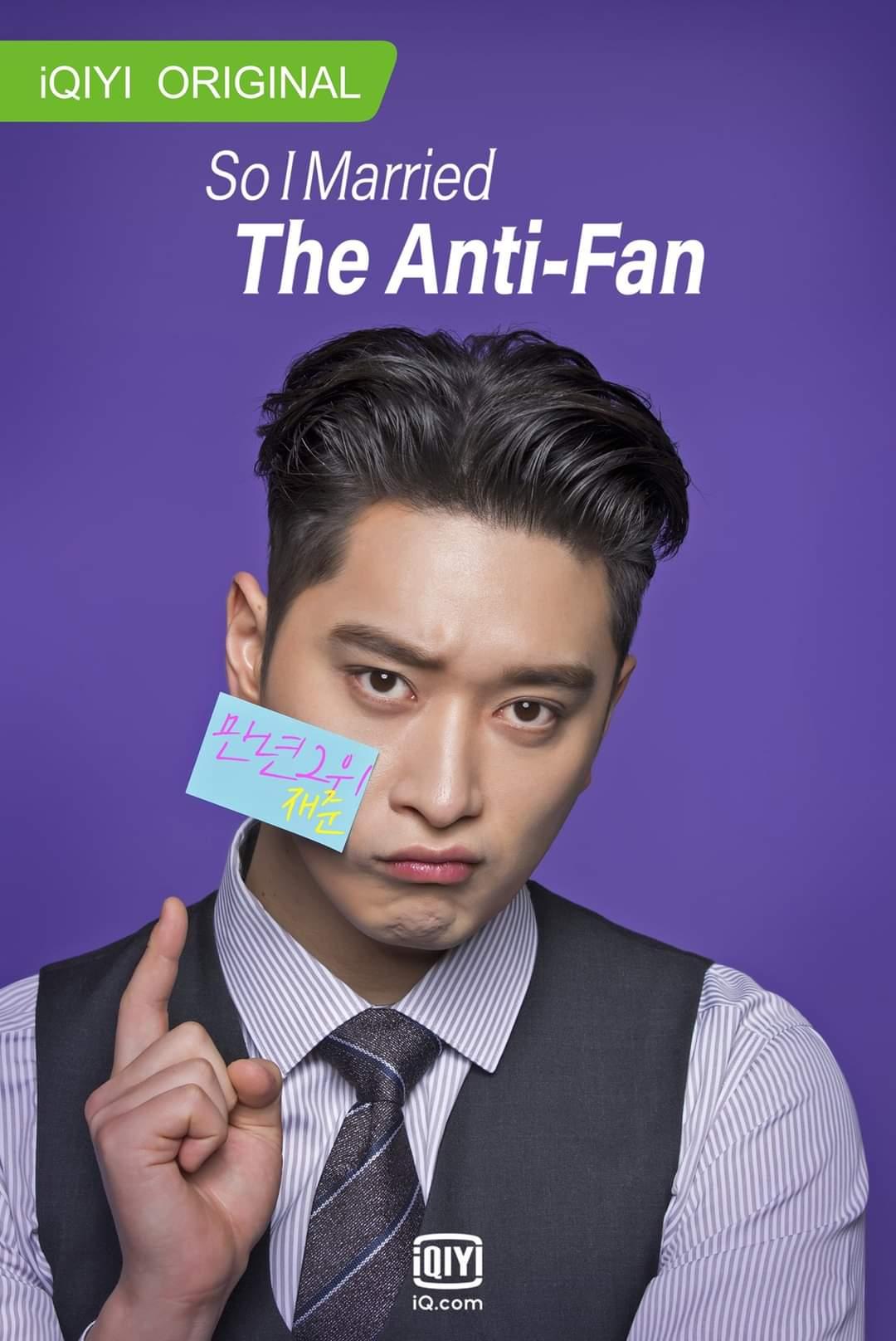 So I Married The Anti-Fan (2021) : Sinopsis dan Review