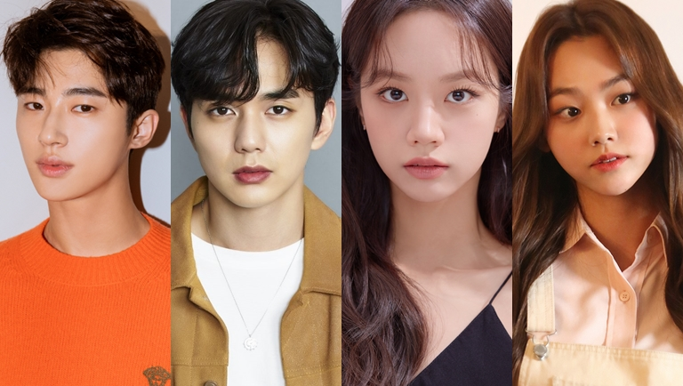 """""""When Flowers Bloom I Think Of The Moon"""" (2021 Drama): Cast & Summary"""