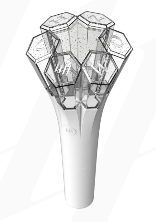 All Groups & Solo K-Pop Idol Lightsticks - Version 2021