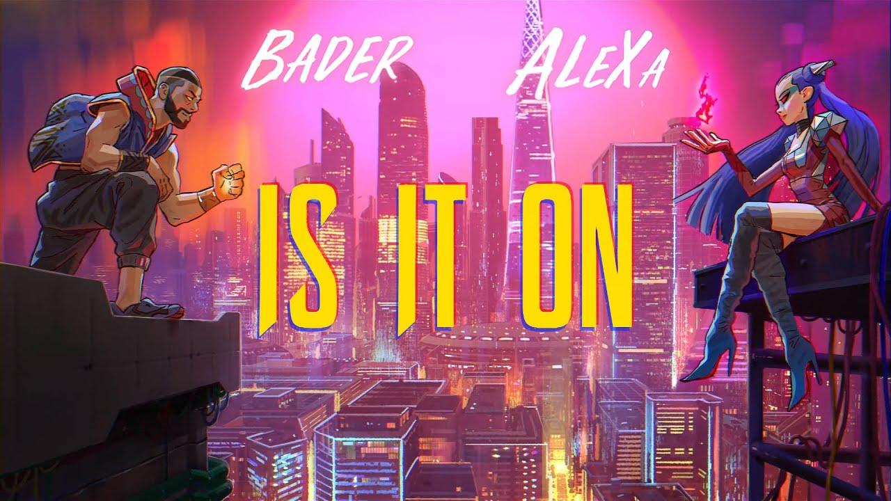 Bader AlShuaibi X AleXa - 'IS IT ON' | Kpopmap