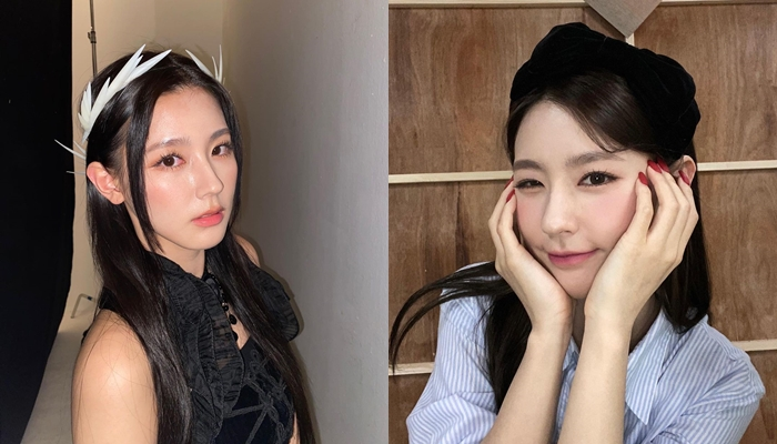 (G)I-DLE's MiYeon, YuQi, Minnie, & ShuHua Post First Pictures On Newly Opened Individual Instagram Accounts