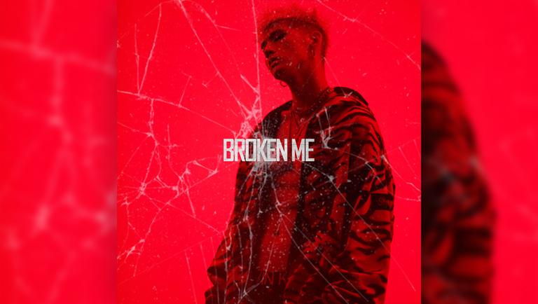 Album - 1st Solo Single Album <br> Title - 'BROKEN ME'<Br> <a href=