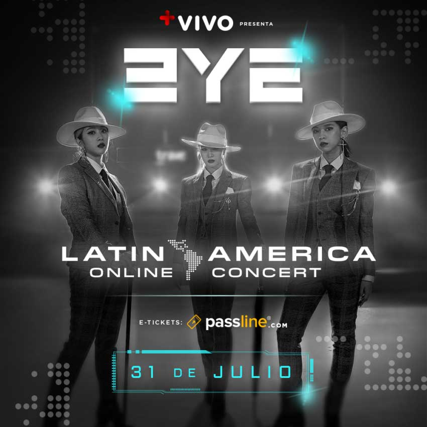 3YE Will Be The First K-POP Group To Offer An Exclusive Streaming Show For Latin America