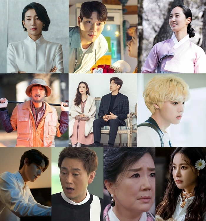 10 Most Searched Dramas In Korea (Based On June 14 Data)