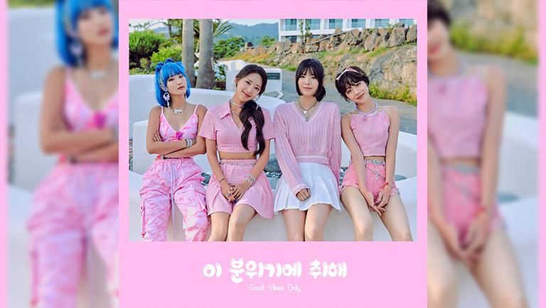 Album - 5th Digital Single Album<br> Title - 'Good Vibes Only'<br> <a href=